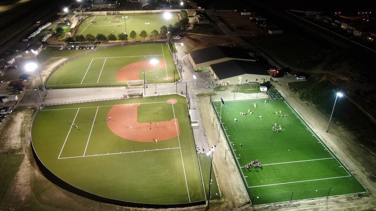 The Ballpark at Cotton Ranch, Katy